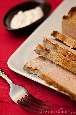 Easter pate food composition