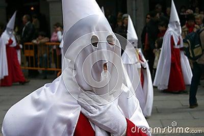 Easter Procession In Segovia,