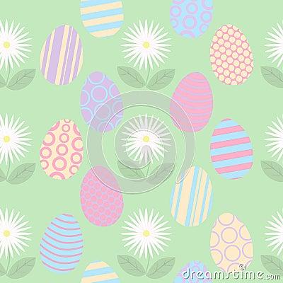 Easter Seamless Tile