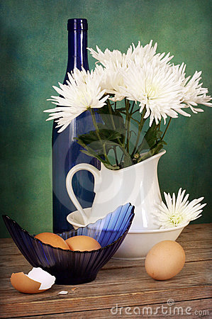 Free Easter Still Life Royalty Free Stock Photo - 13431795