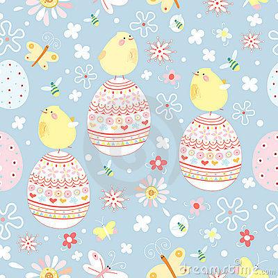 Free Easter Texture Stock Images - 18221124