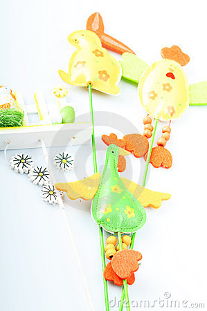 Free Easter Toys Stock Photography - 8198182