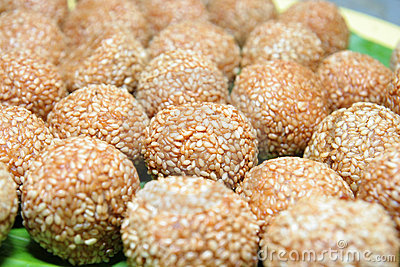 Eastern cake named onde-onde
