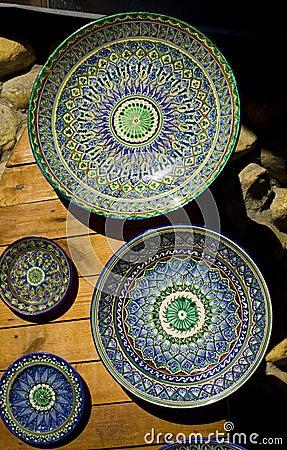 Eastern plates