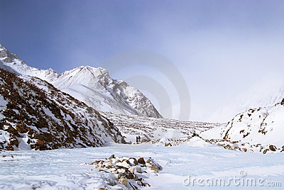 Eastern Sayan mountains. Altai. Landscape