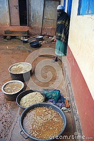 Eastern Uganda Editorial Stock Image