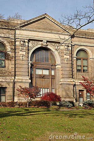 Easton Public Library, Easton, Pennsylvania