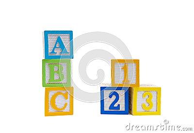 Easy as ABC 123