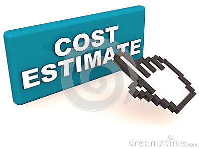 cost estimate royalty free stock images image 29747419. Black Bedroom Furniture Sets. Home Design Ideas