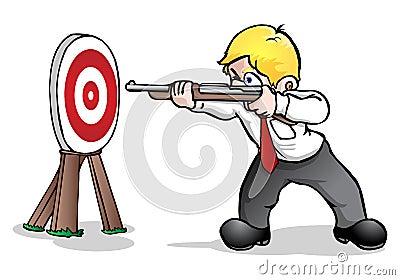 Easy target