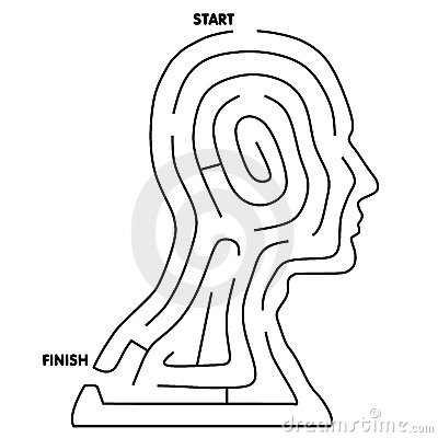 Easy To Solve Head Maze