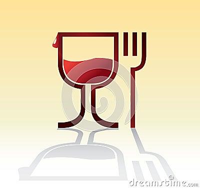 Eat drink symbol