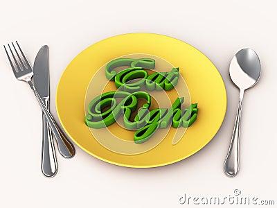 Eat well diet plan