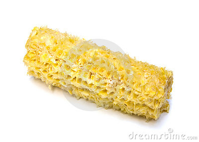 Eaten Corn on the Cob
