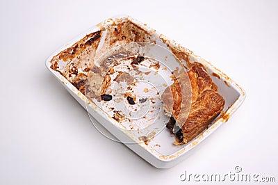 Eaten pie