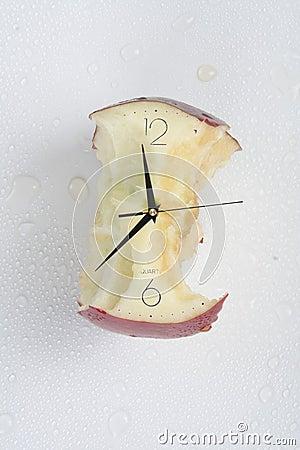 Eaten time