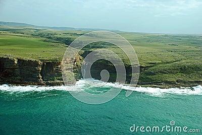 Eatern Cape Coastline