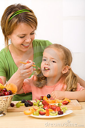 Free Eating Healthy Is Delicious And Fun Stock Photo - 12467740