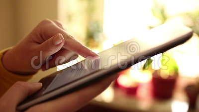 EBook da leitura video estoque