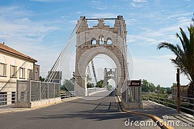 Ebro bridge