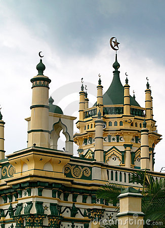 Eclectic Mosque