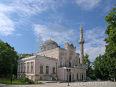 Eclectic Style Mosque