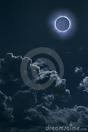 Free Eclipse Stock Image - 16566351