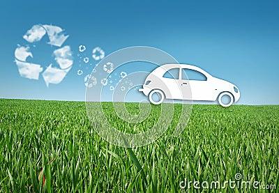 Eco автомобиля