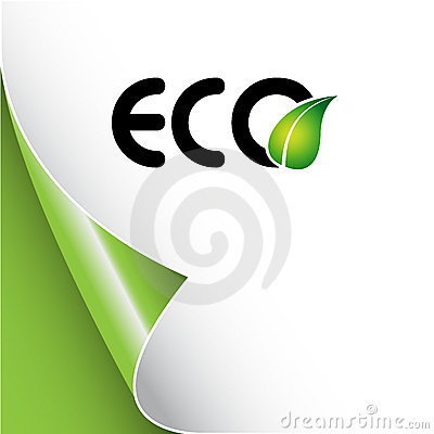 Eco backgorund