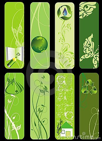 Eco  bio green set
