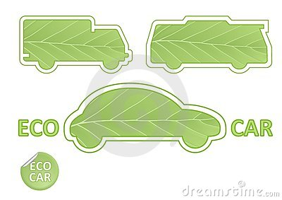 Eco Car Emblems