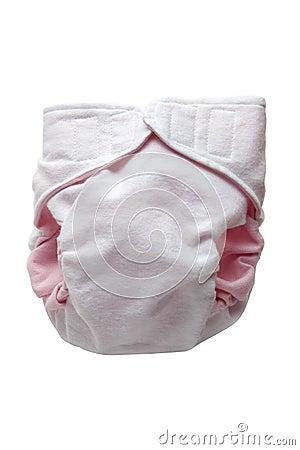 Eco cloth diaper
