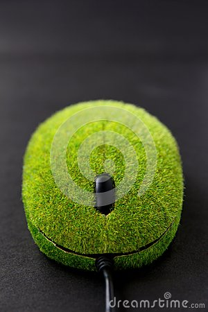 Eco computer mouse