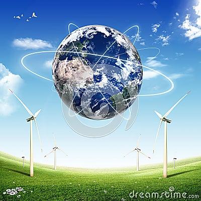 ECO Concept (globe)