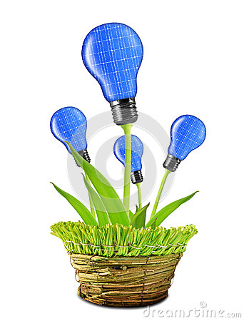 Eco energy bulbs