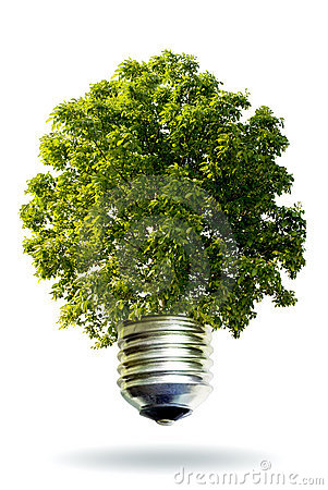 Free Eco Energy Concept Royalty Free Stock Photos - 5231878