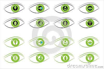 Eco eyes