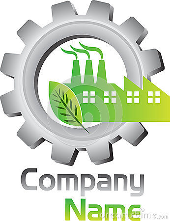 Eco factory logo