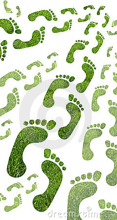 Free Eco Footprint Stock Photography - 15811912