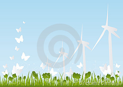 Eco-Friendly Background