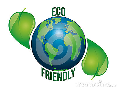 Eco friendly earth