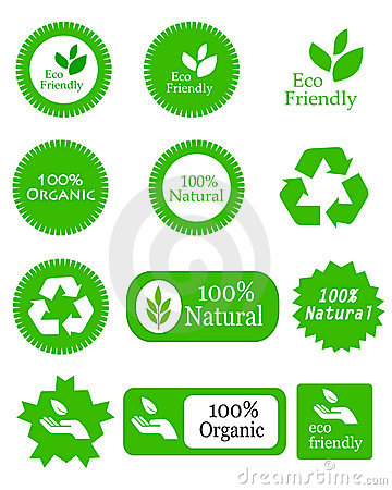 Eco friendly elements