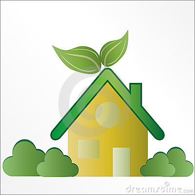Eco Friendly House / Home