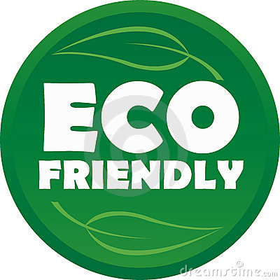 ECO FRIENDLY SYMBOL