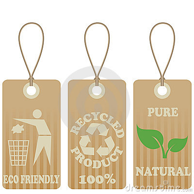 Eco friendly tags