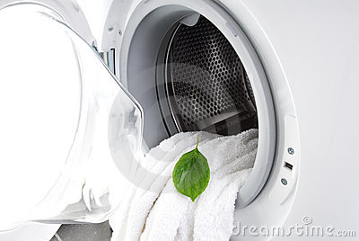 Eco friendly washing machine