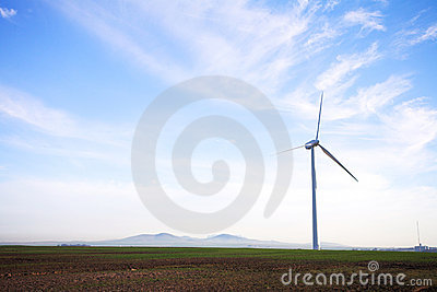 Eco friendly windpower