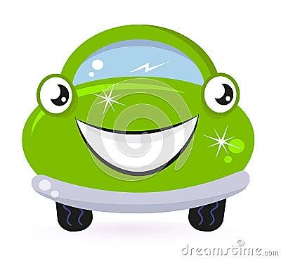 Eco green car wash