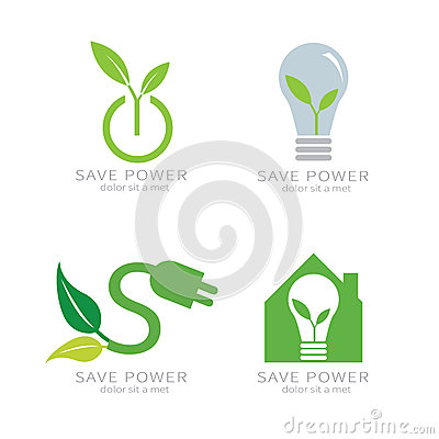 Eco green leaf . Ecology green icon.
