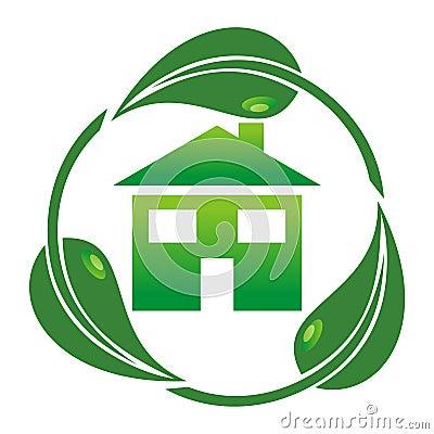 Eco house -